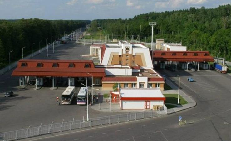 трансфер Аэропорт Минск - Пункт пропуска Новая Гута