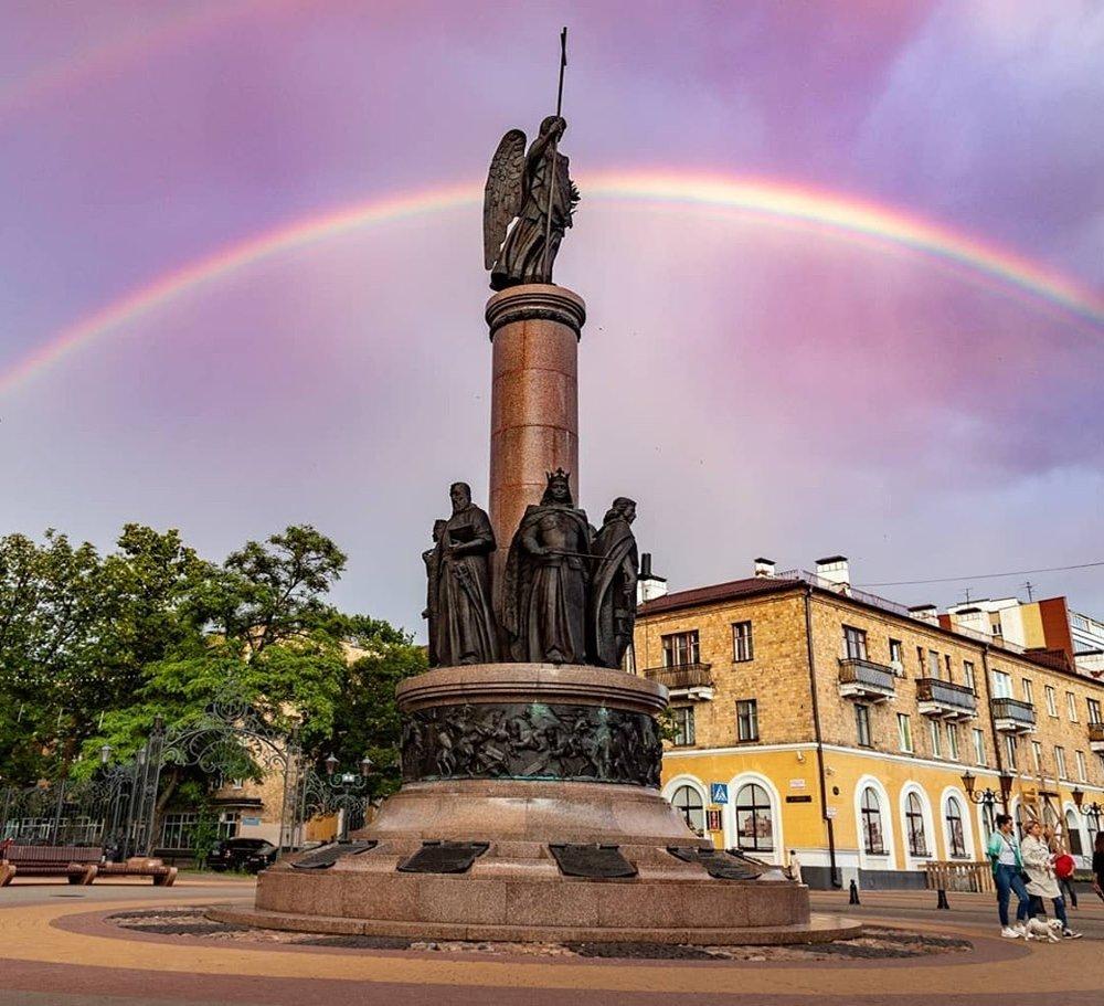 Город Брест (рядом с ПТО)