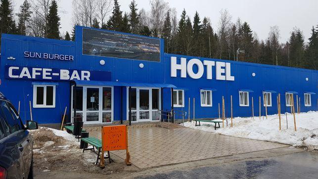 Гостиница в Котловке