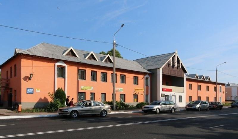 Гостиница в Ельске рядом с Новой Рудней