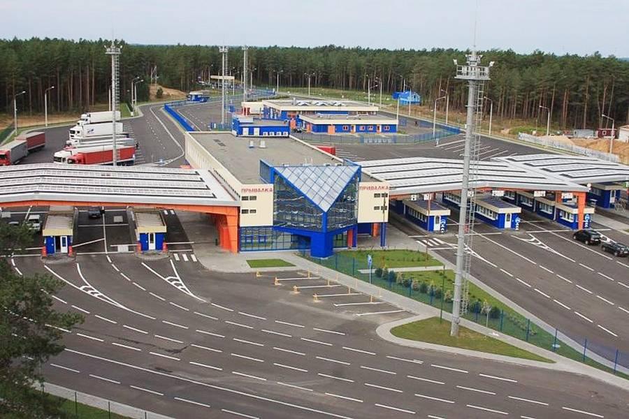 Такси (трансфер) Аэропорт Минск - Пункт перехода Привалка (Райгардас)
