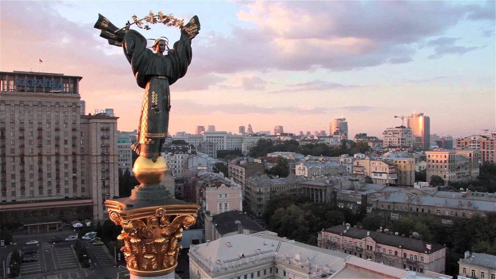 Киев - столица Украины